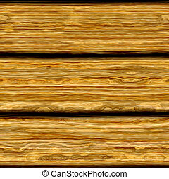 Old Wooden Boards Texture - Old weathered wooden boards...