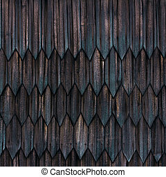 Old wooden boards. The texture is of old wood.
