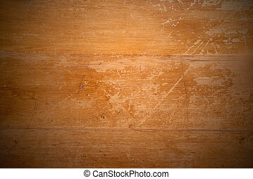old wooden brown background