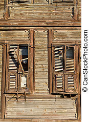 Old Wooden Building