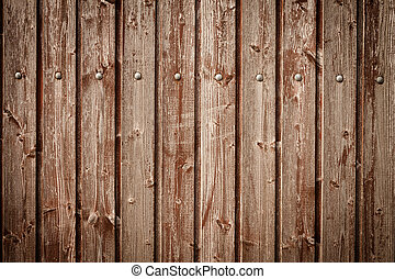 old wooden fences, fence planks as background