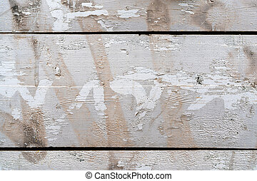 Old wooden painted textured background Stock Image