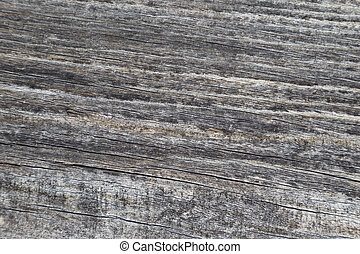 Old wooden plank