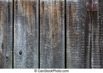 Old wooden rustic material on the wall. Wood texture backgrounds.