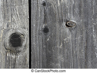 Old wooden surface.