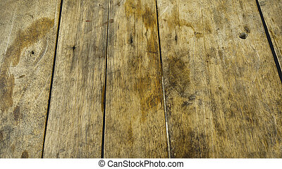 old wooden table texture
