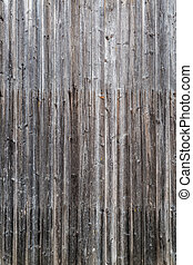 Old wooden wall as background