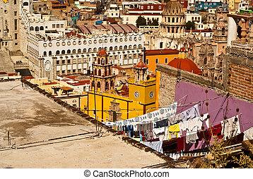 Old World Ways in Guanajuato Mexico
