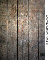 Old worn wooden surface with highlight
