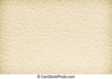 Old yellow paper texture or background with space for text