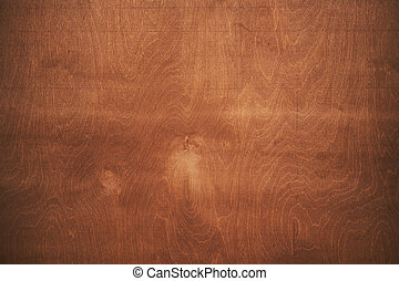 Old yellow plywood texture. Wood background