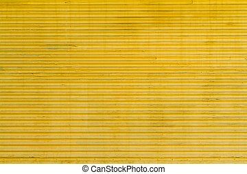 Old Yellow Wall Texture, Background