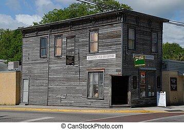 Oldest Drugstore at historic Saint Augustne Florida.