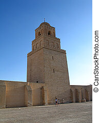 Oldest mosque in Tunisia