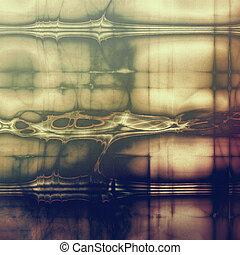 Oldest vintage background in grunge style. Ancient texture ...