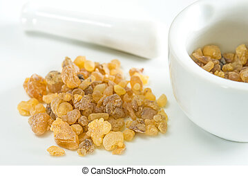 olibanum, serrata, boswellia