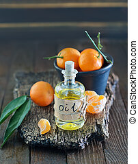 olie, aroma