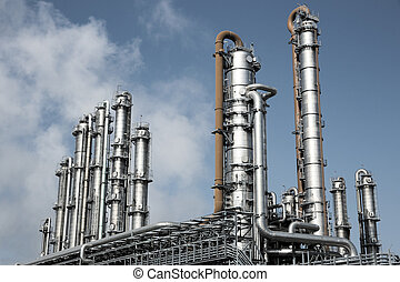 olie industrie