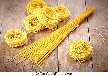 olika, spagetti