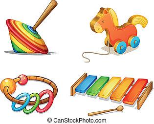 olika, toys
