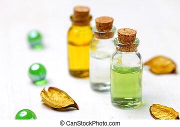 olio, essenziale