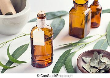 olio, eucalipto, essenziale