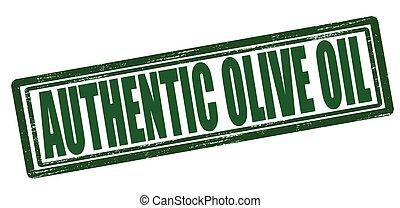 olio oliva, autentico