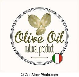 olio oliva, italia, etichetta