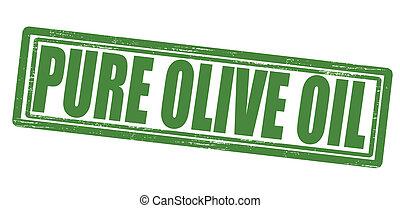 olio oliva, puro