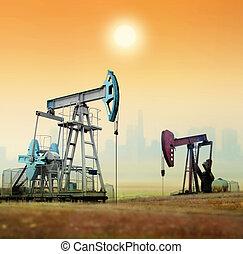 olio pompa