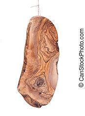 oliva, legno, taglio, naturale, asse