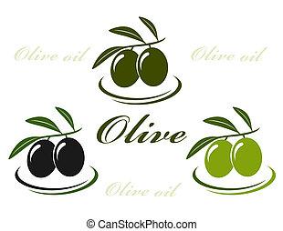 oliva, set