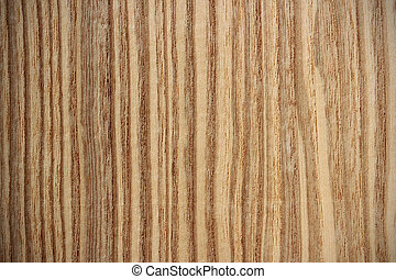Olive ash wood surface - vertical lines - Wood surface,...