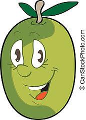 olive, figuur