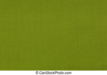Olive green fabric texture. High resolution photo.