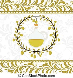 olive oil design