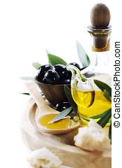 olive, oliven, oel
