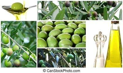 Olives montage