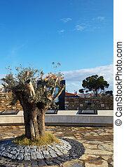 olivier, monument