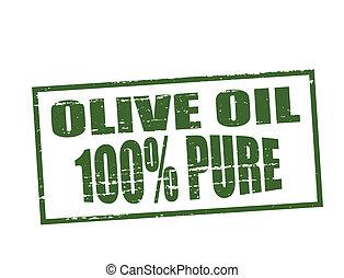 olivolja, ren