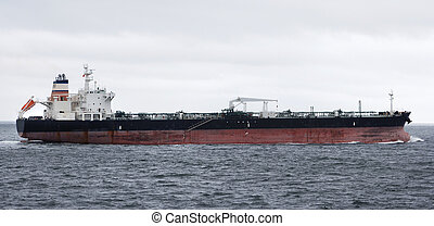 olje- tankfartyg, profil