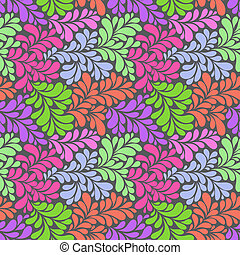 ?olorful abstract seamless pattern