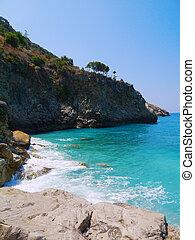 Oludeniz beach in Turkey
