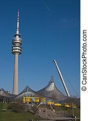 olympia, 公園, ミュンヘン