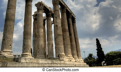 olympian zeus, temple