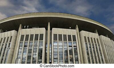 Olympic Stadium, Moscow, Russia - Olympic Stadium, known...