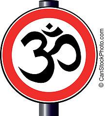 Om Traffic Sign