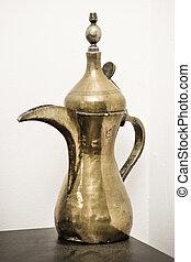 Omani coffee pot