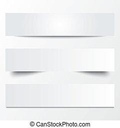 ombre, carta, templates., collezione, carte