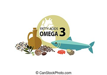 Omega 3. - Products with the maximum content of Omega 3....